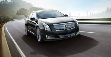 2013 Cadillac XTS Sedan Overview