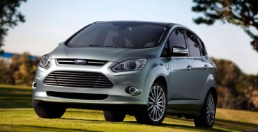 2014 Ford C-MAX Energi Overview