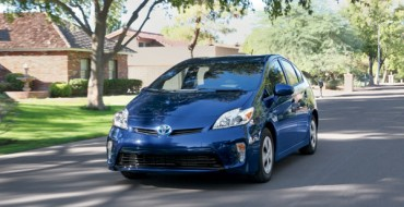 Next-Generation Prius Redesign to Emphasize More Futuristic Feel