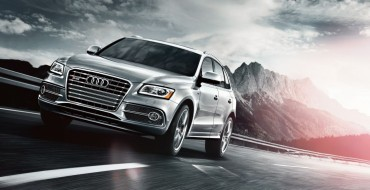2014 Audi SQ5 Overview