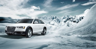 2014 Audi allroad Overview