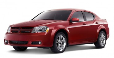 2014 Dodge Avenger Overview