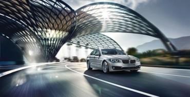 Passenger Cars Send BMW November Sales Climbing Up 7.1%