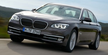 2014 BMW 740Ld xDrive to Take the Stage in Chicago