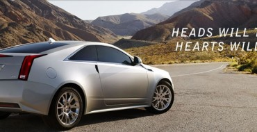 2014 Cadillac CTS Coupe Overview