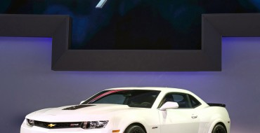 $75,000 2014 Chevrolet Camaro Z/28: 505 Horsepower, No Standard A/C