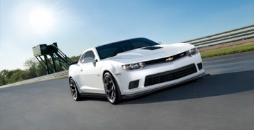 2014 Chevy Camaro Overview