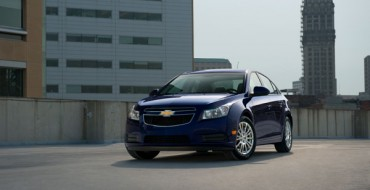 Ohio-Built Chevrolet Cruze's Overall Sales in 2013 Rise