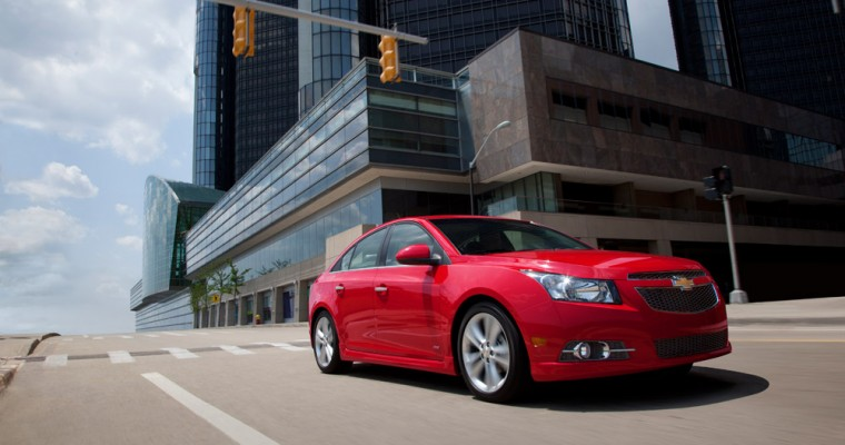 Crazy Diamond Performance Offers Chevy Cruze CNG