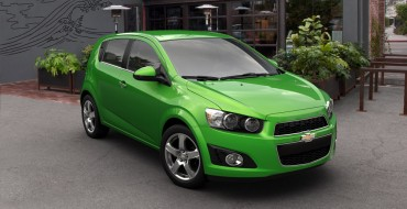 2014 Chevy Sonic Overview