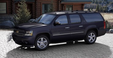 2014 Chevy Suburban Overview