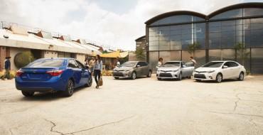 2014 Toyota Corolla Overview