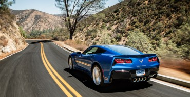 2014 Chevrolet Corvette Stingray Overview