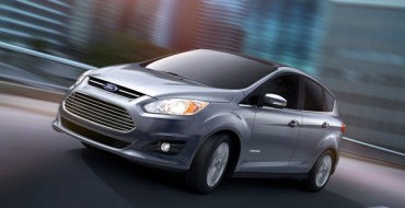 2014 Ford C-MAX Hybrid Overview