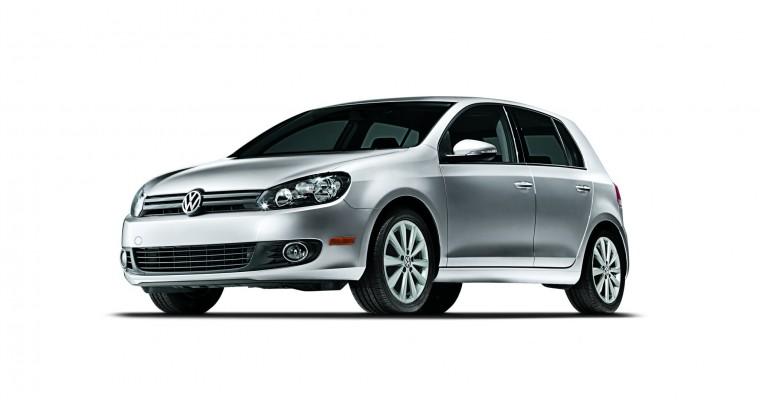 2014 Volkswagen Golf TDI Overview