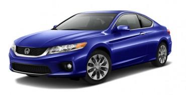 2014 Honda Accord Sedan Overview