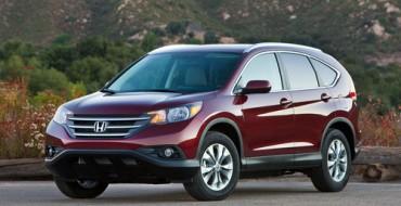 American Honda Motor April Sales Up 1.1 Percent