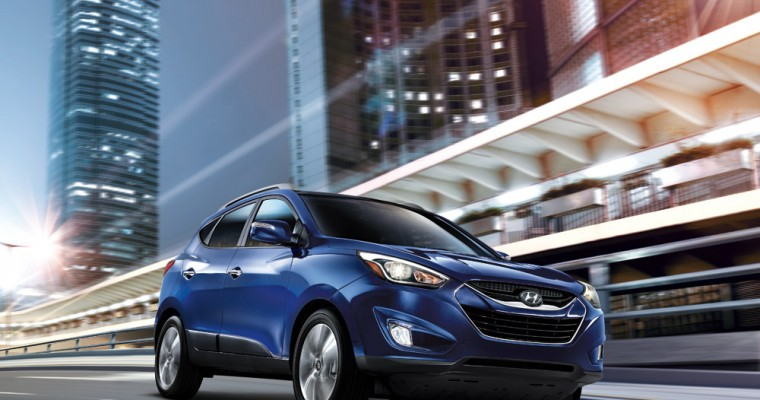 2014 Hyundai Tucson Overview