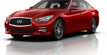 Infiniti Q50 Hybrid Among 10 Most Fuel-Efficient Luxury Cars