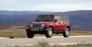 2014 Jeep Wrangler and Dodge Challenger Nab Best Resale Value Awards