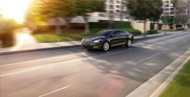 2014 Buick LaCrosse Overview