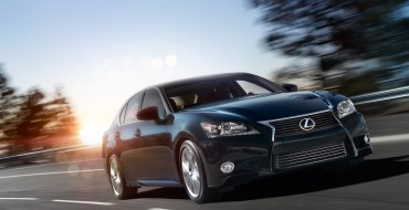 2014 Lexus GS Overview