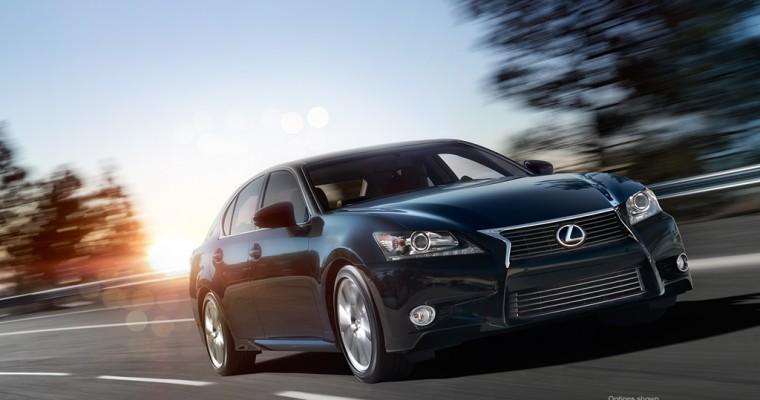 2014 Lexus GS Overview