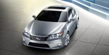 2014 Lexus ES Hybrid Overview