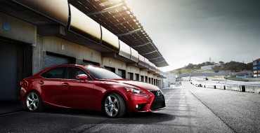 2014 Lexus IS Overview