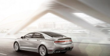 Lincoln MKZ Hybrid Recall Issued for Rollaway Threat