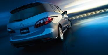 2014 Mazda MAZDA5 Overview