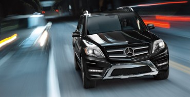 2014 Mercedes-Benz GLK-Class Overview