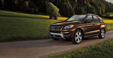 2014 Mercedes-Benz M-Class Overview