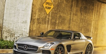 2014 Mercedes-Benz SLS AMG Overview