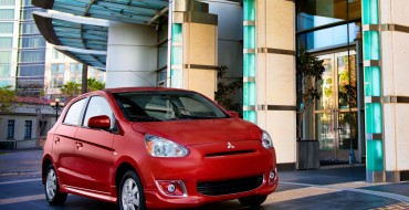 2014 Mitsubishi Mirage Overview