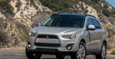 April Mitsubishi sales in North America Up 46.6 Percent