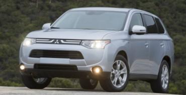 2014 Mitsubishi Outlander Overview
