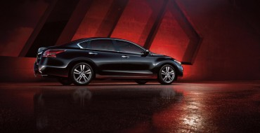 2014 Nissan Altima Sedan Overview
