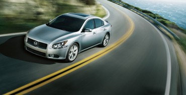 2014 Nissan Maxima Overview