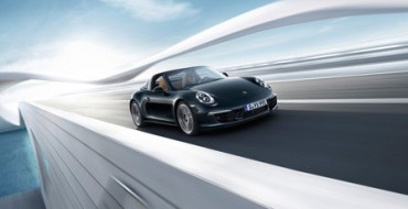 2014 Porsche 911 Targa 4: That Roof, That Roof, That Roof is on Fire