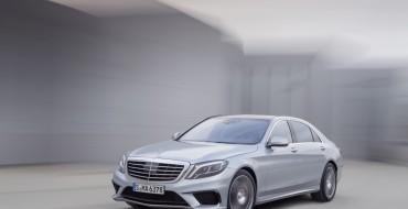 2014 Mercedes-Benz S-Class Overview
