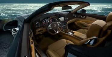 2014 Mercedes-Benz SL-Class Roadster Overview