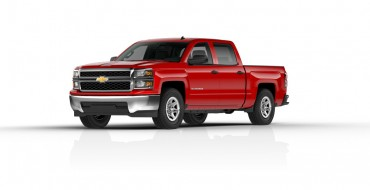 2014 Chevrolet Silverado Overview