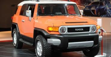 Toyota FJ Cruiser Resale Value Soars