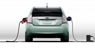 2014 Toyota Prius Plug-in Overview