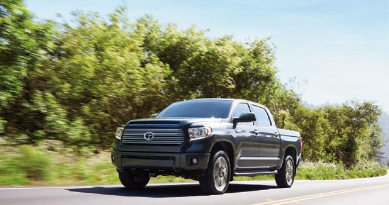 Toyota Tundra History