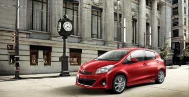 2014 Toyota Yaris Overview
