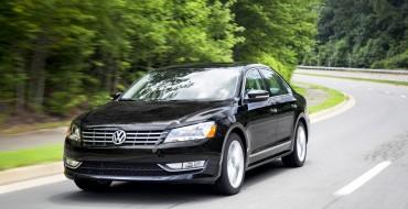2014 Volkswagen Passat Overview