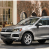 2014 Volkswagen Touareg Hybrid Overview