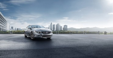 2014 Volvo S60 Overview
